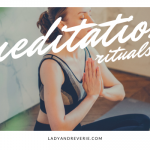 How to Start a Meditation Ritual You Can Actually Stick to!