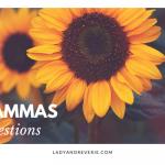 30 Tarot and Journal Questions for Lammas